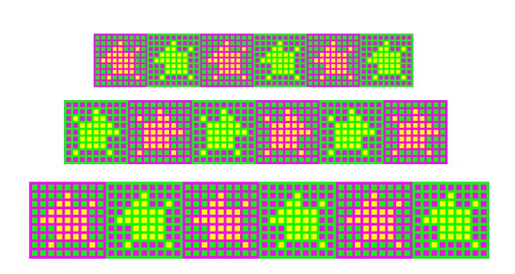 Три цвета