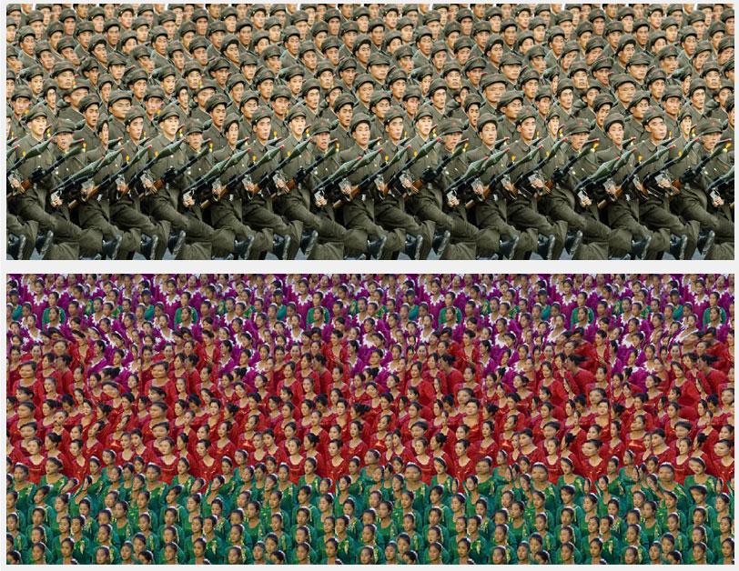 Инь и Янь Северной Кореи