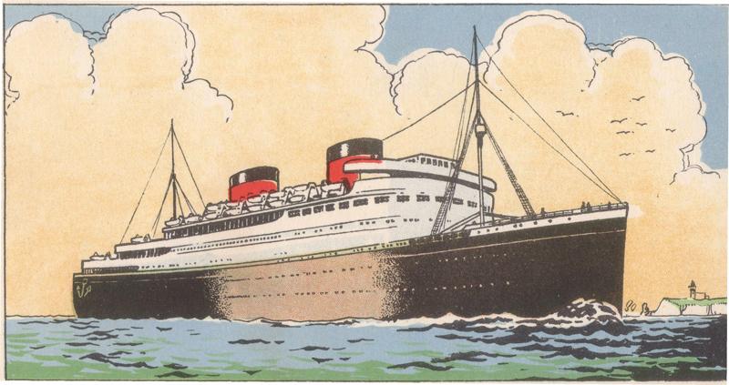 Титаник-загадка