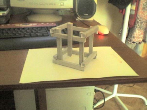 Невозможный куб