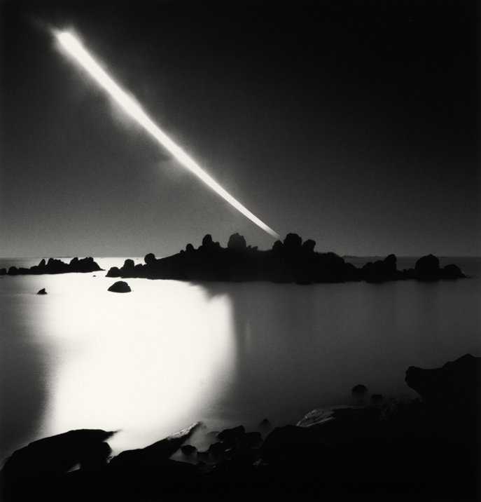 Закат луны в полнолуние