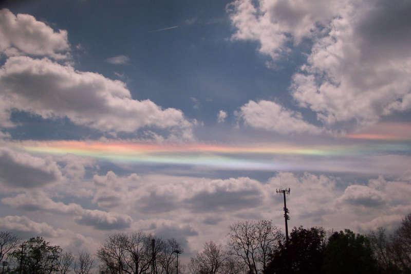 Радужное облако над Огайо