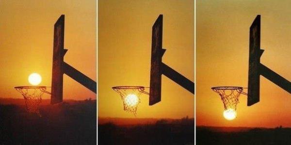 Солнечный баскетбол