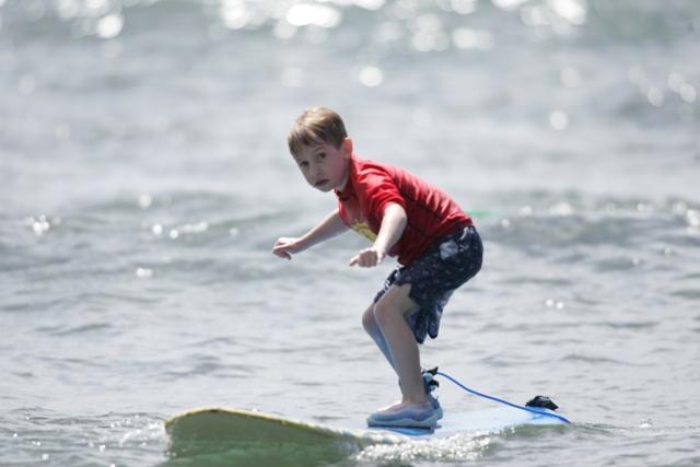 На Гавайях серфинг включен в школьную программу