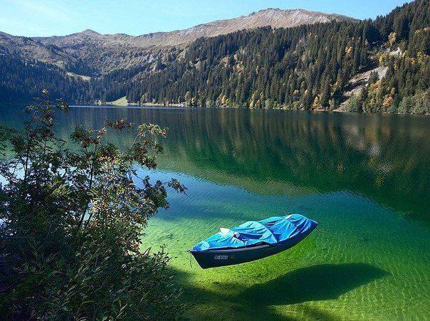 Озеро Кёнигзи. Германия