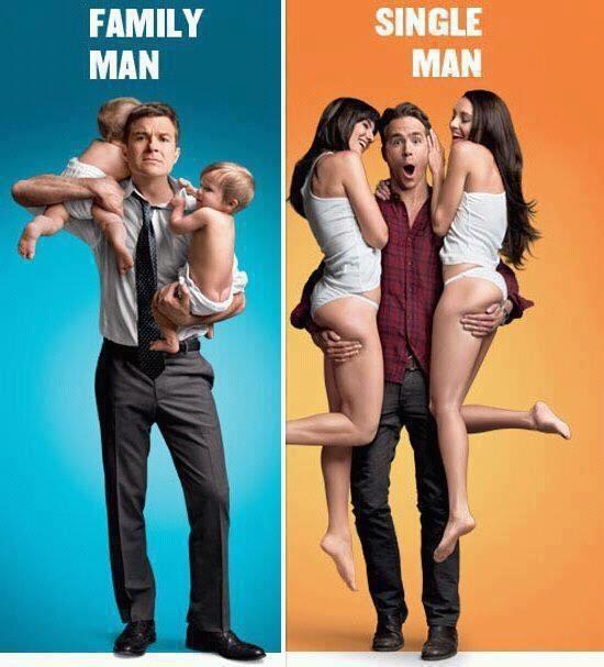 Какие разные мужчины