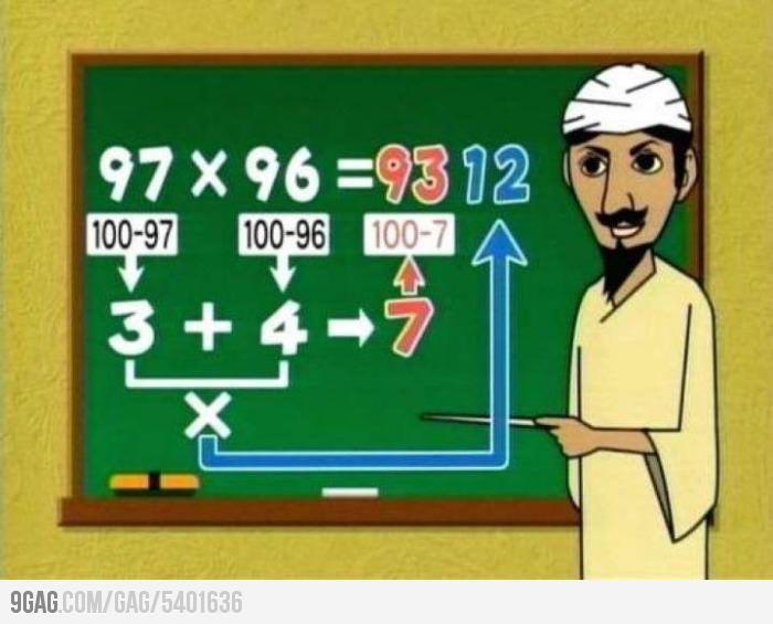 Уроки арифметики