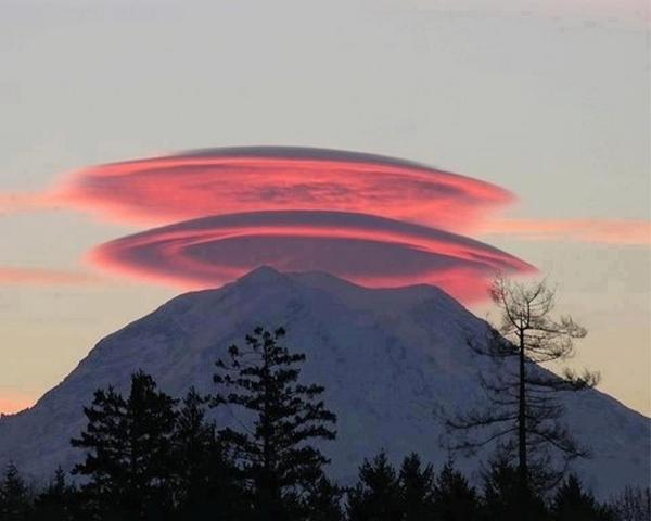 Линзовидные облака
