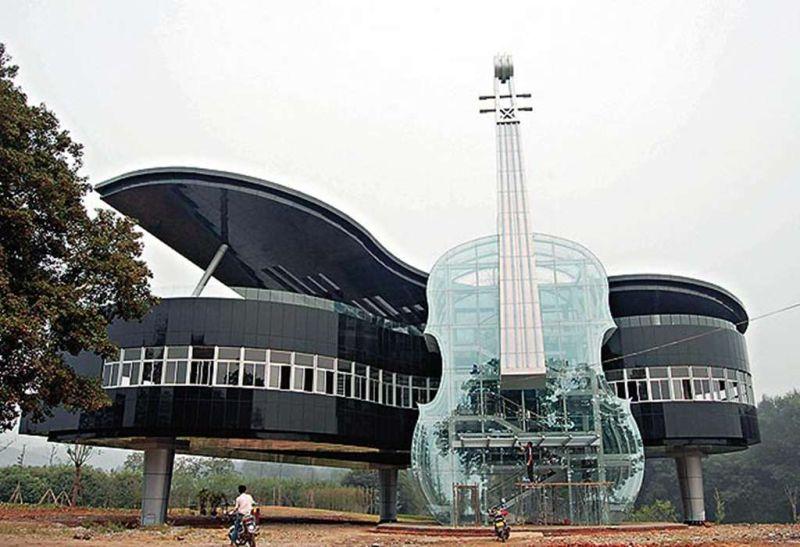 Музыкальная школа в Китае