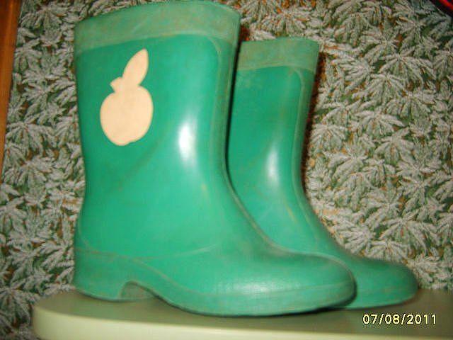А у меня еще в 80-м году был Apple