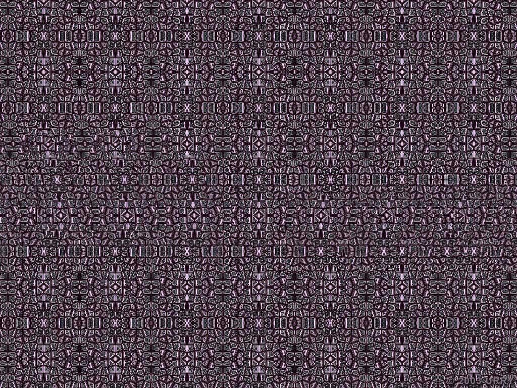 Иллюзия стереограмма