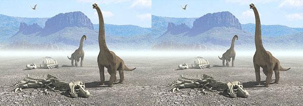 «Динозавры», А. Белоусов