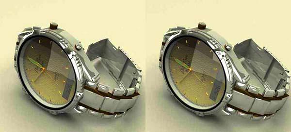 «Часы», В. Онипко