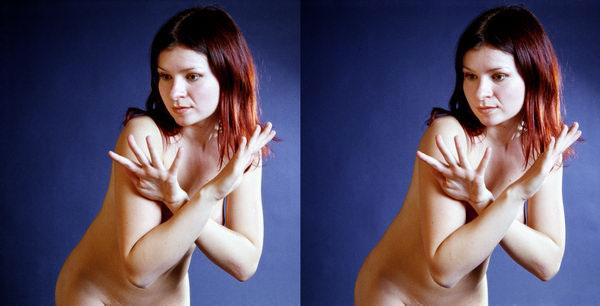 Эротическая Стереофотография. Автор Serge N. Kozinsev