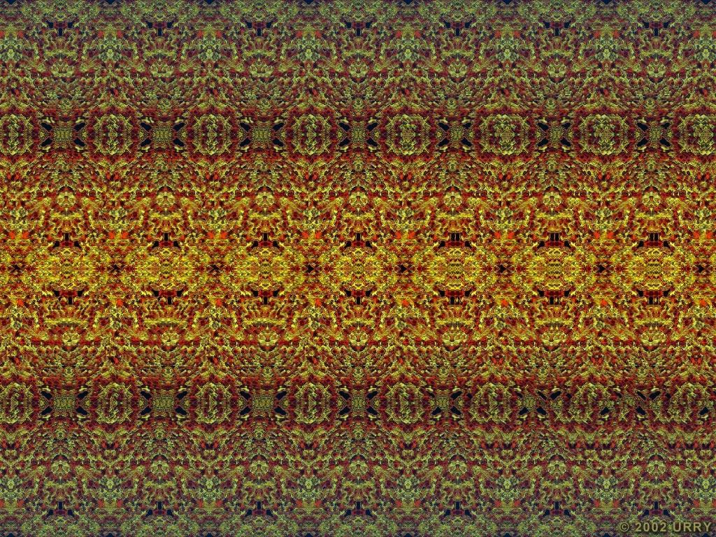 Estereogramas (Descubrí la imagen oculta) 3D