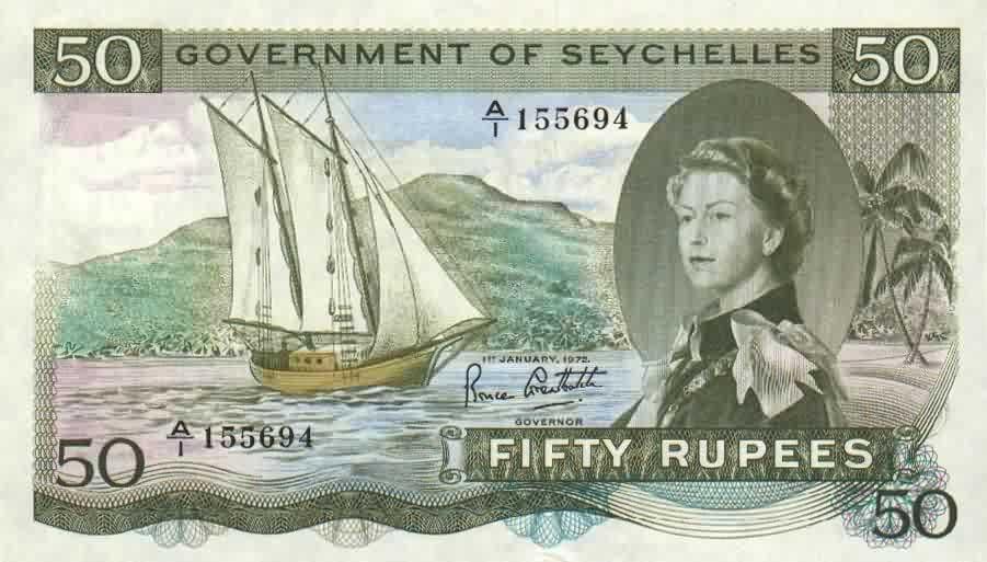 Загадка банкноты в 50 рупий