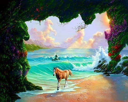 Семь лошадей (Jim Warren)