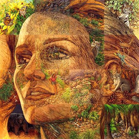 Земля - моя мать