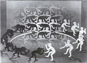 Мозаики Эшера