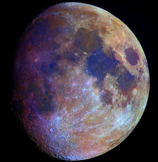 Цвет Луны