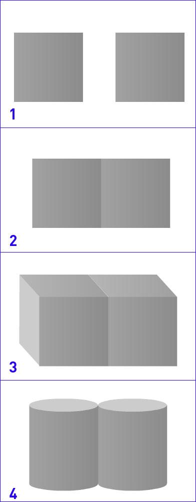 Иллюзия Knill и Kersten