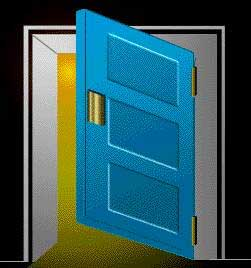 Невозможная дверь