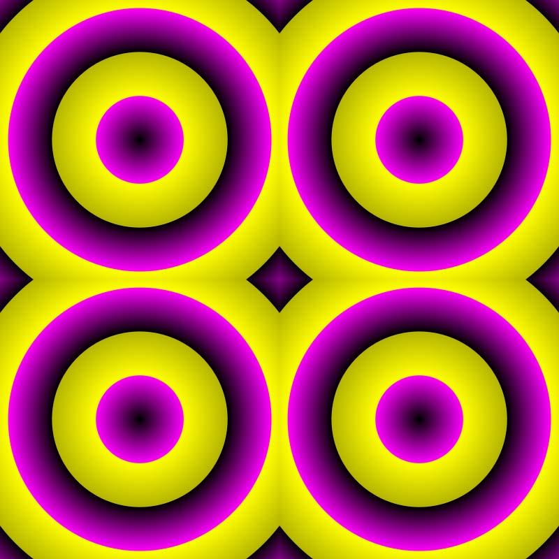 Гипнотические окружности