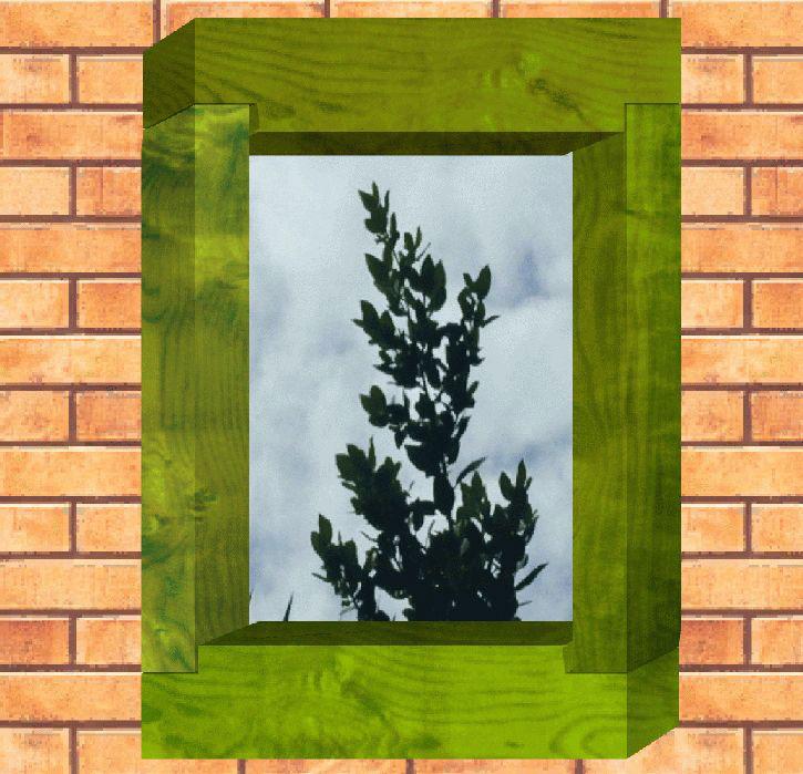 Невозможное окно