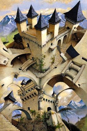 Замок иллюзий