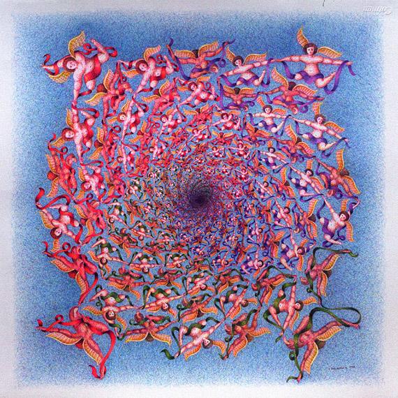 Мозаики Ангелов