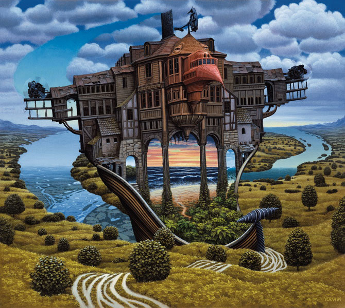 Gran Coleccion de Imagenes Surrealistas -http://media.log-in.ru/i/kindzaza.jpg
