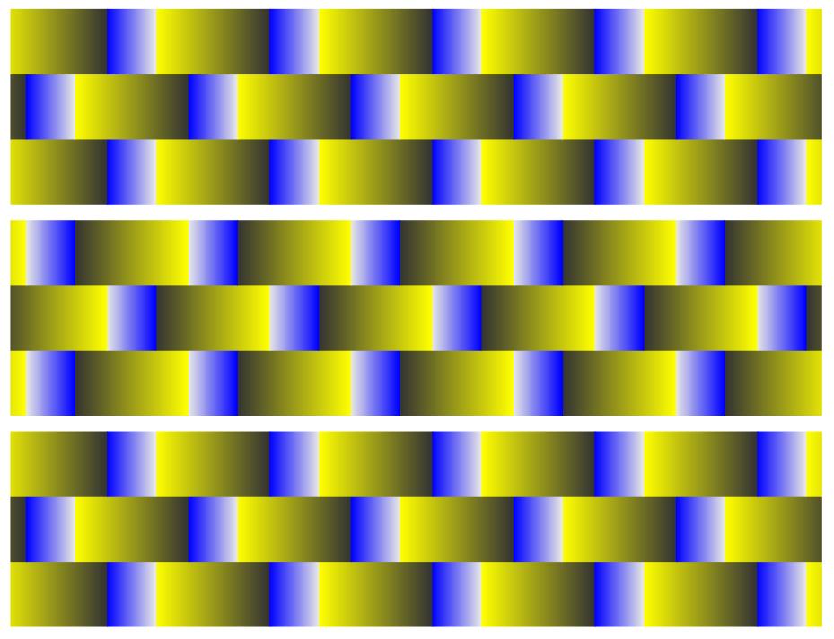 Движущиеся квадраты