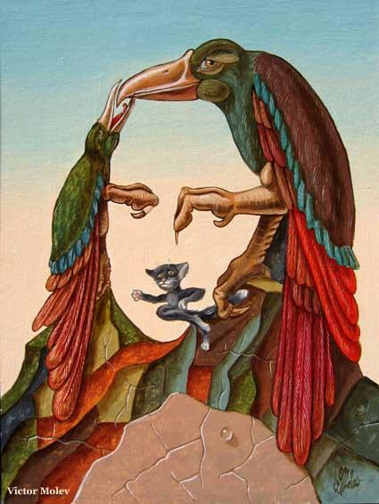 Мона Лиза (воздух)