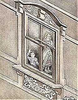 """Sandro del Prete """"Impossible window"""""""