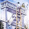 Вариация Бельведера (невозможная лестница)