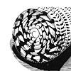 A shell. Escher.