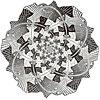 Escher, tesselation