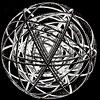 Escher, a sphere