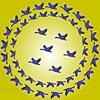 Летающие птички