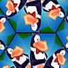 Пингвины Эшера