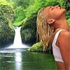 Найди водопад на картинке
