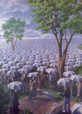 Общество дождя