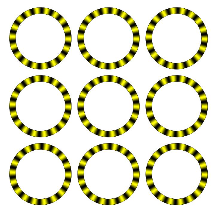 Гипнотизирующие кольца