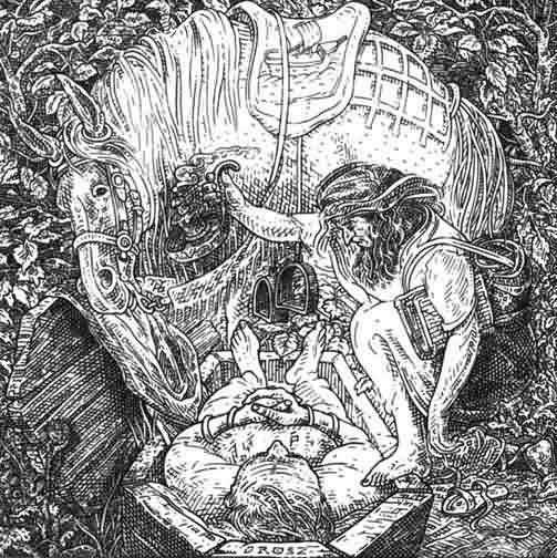Скрытый череп