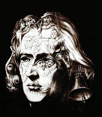 Немецкий поэт и драматург Фридрих Шиллер.