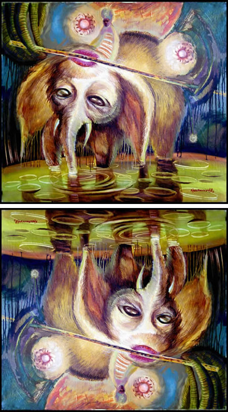 Грустный слон или Хозяйка джунглей