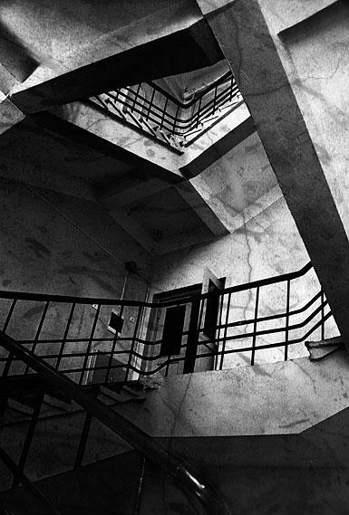 Невозможные лестницы