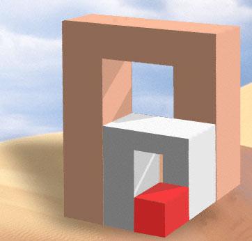 Невозможное строение