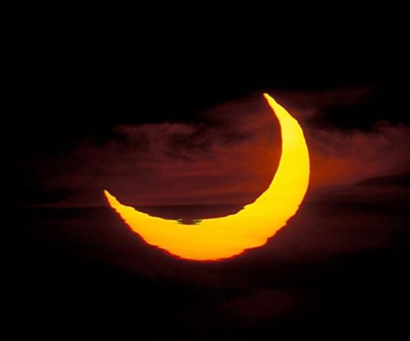 Закат над Морокко