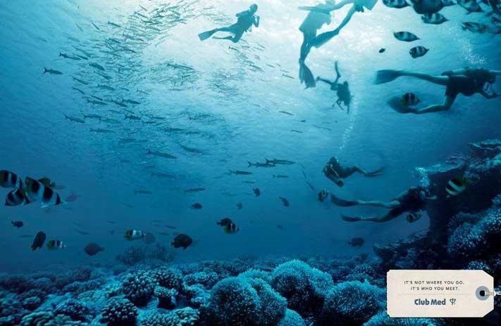 Подводные лица
